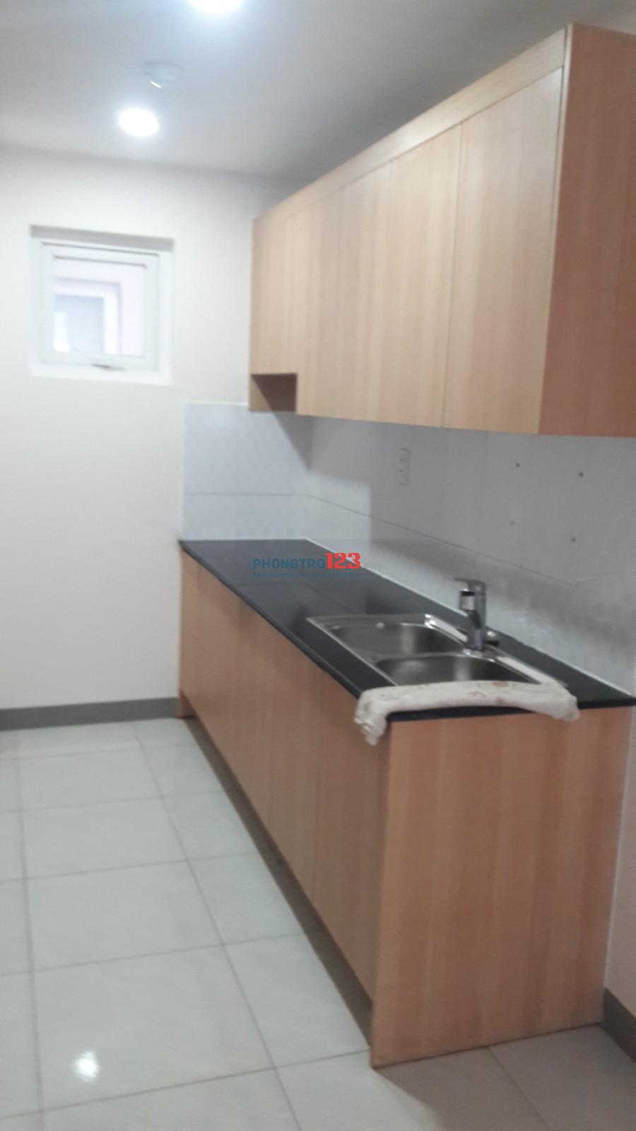 Cho thuê căn hộ chung cư Sky9 Quận 9. Giá 8 triệu/tháng