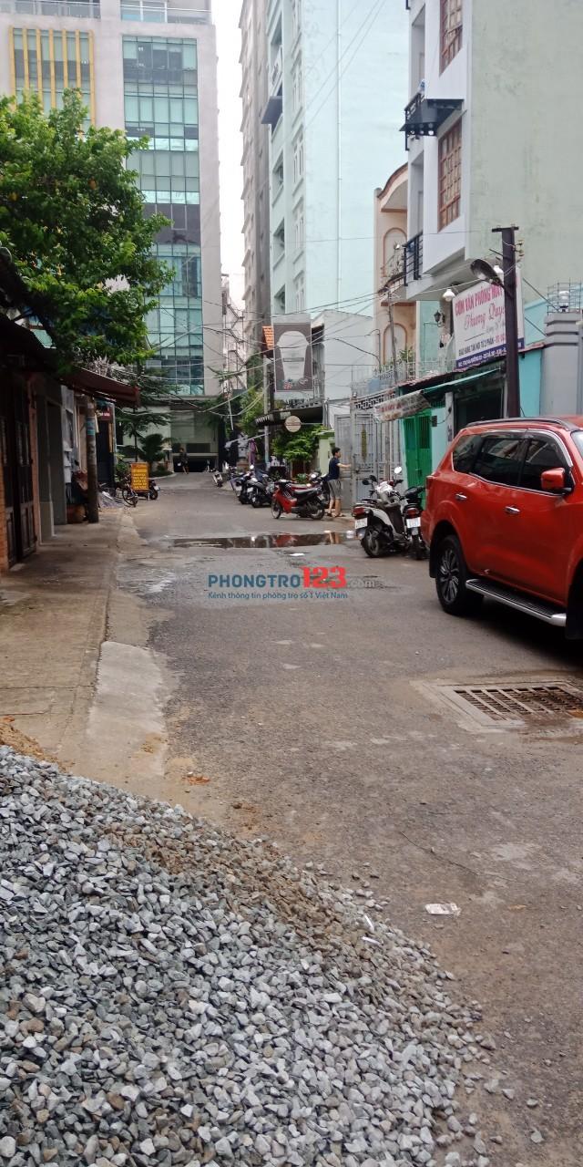 Cho thuê nhà nguyên căn 5x25 hẻm xe tải 176/22 Nguyễn Văn Thương, P.25, Q.Bình Thạnh