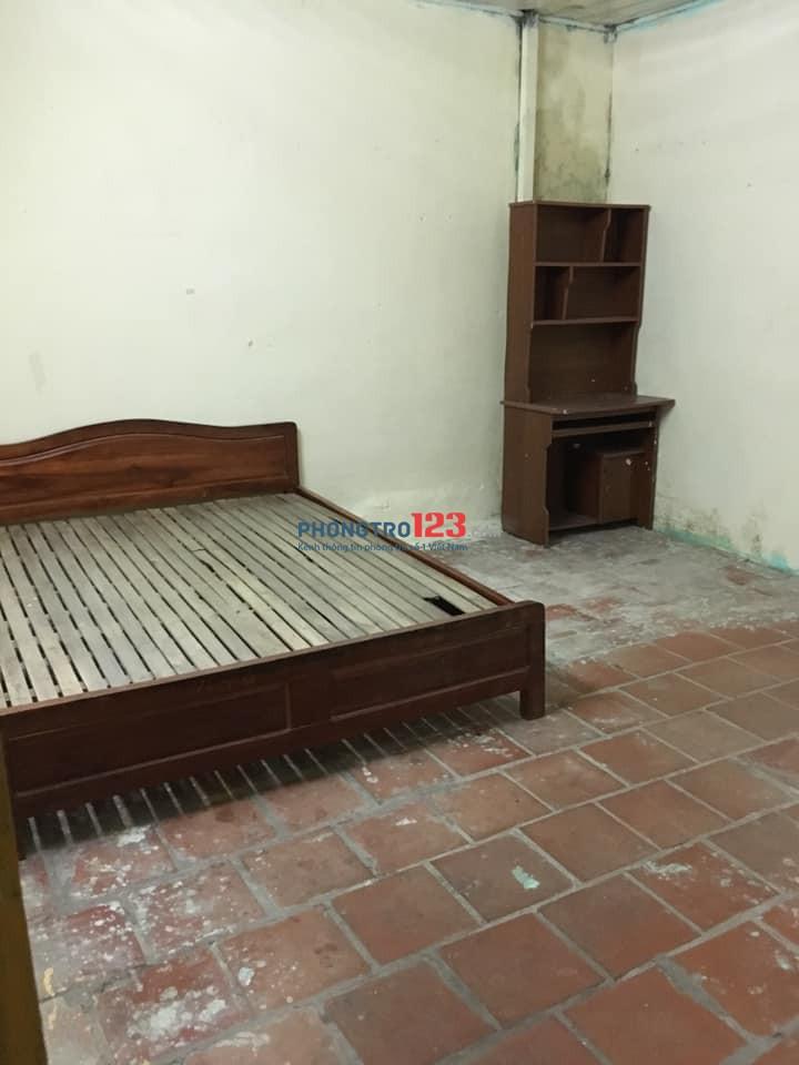 Phòng trọ 25m2 ngõ 389 Hoàng Quốc Việt