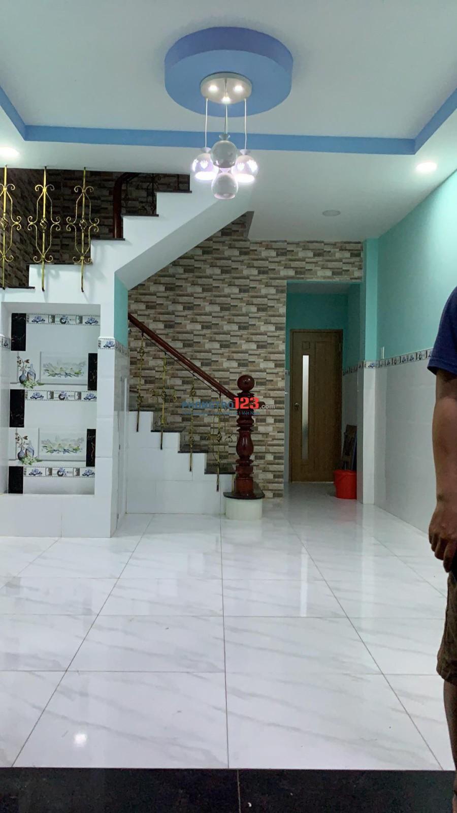Cho thuê nhà NC 2 lầu 70m2 2pn tại Hẻm Huỳnh Văn Bánh, Q.Phú Nhuận gần Cầu Công Lý