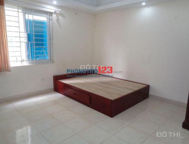 Cho thuê phòng chính chủ số 9 ngõ 252 Tây Sơn, Đống Đa, Hà Nội