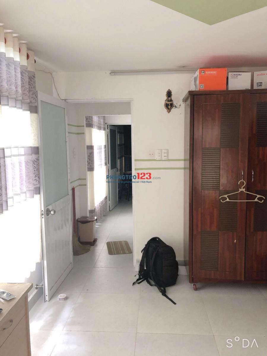 Cho thuê nhà hẻm nguyên căn 1 lầu 12x4 đầu Đường Quang Trung, Q.Gò Vấp. Giá 10tr/tháng