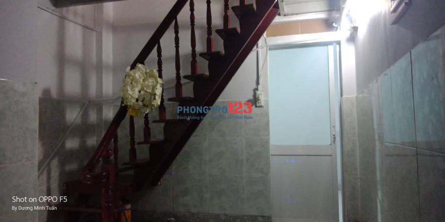 Cho thuê nhà trọ đằng sau số 15/54 Võ Duy Ninh, P22, Bình Thạnh