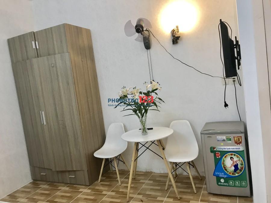 Phòng cao cấp giá cực rẻ chỉ 4,8tr ngay trung tâm Phú Nhuận