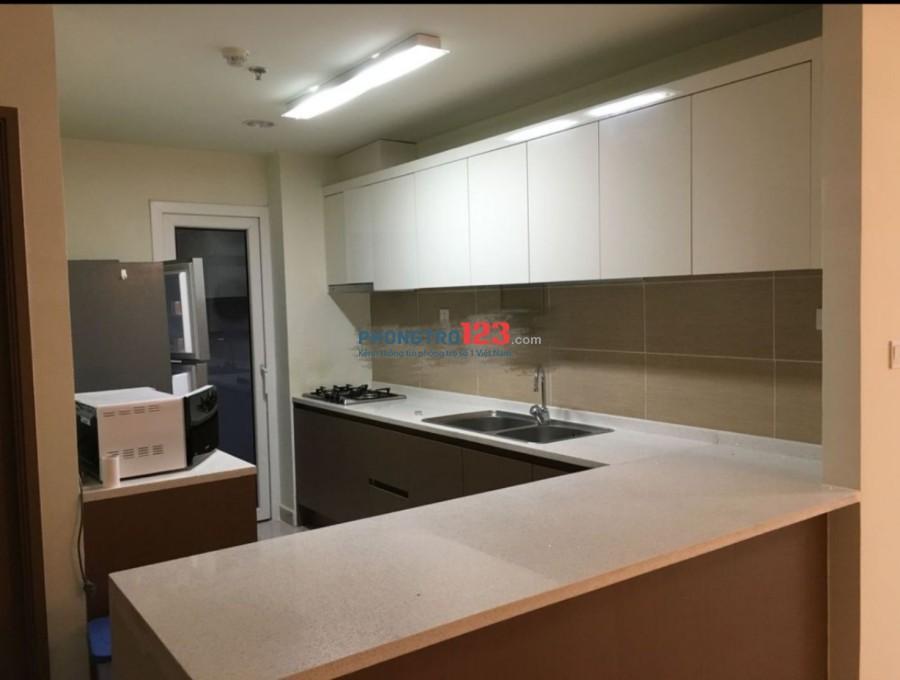 Cho thuê căn hộ đầy đủ nội thất 96m2 3pn tại Liên Phường, P.Phú Hữu, Q.9. Giá 10tr/tháng
