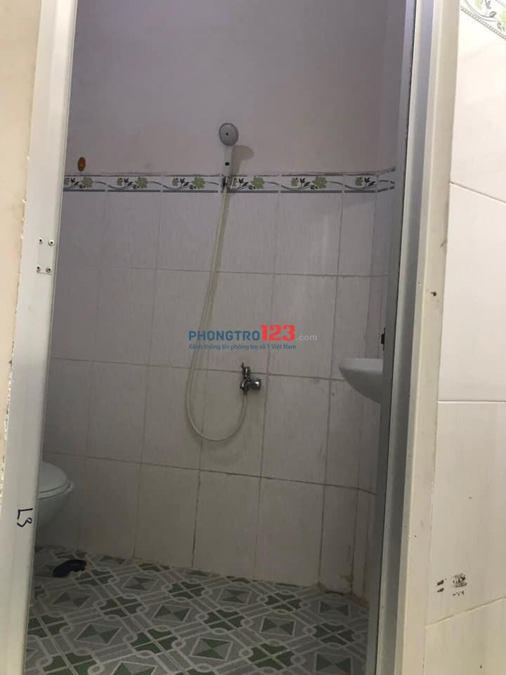 Phòng cho thuê 20m2 -đường Phạm Văn Chiêu, Gò Vấp