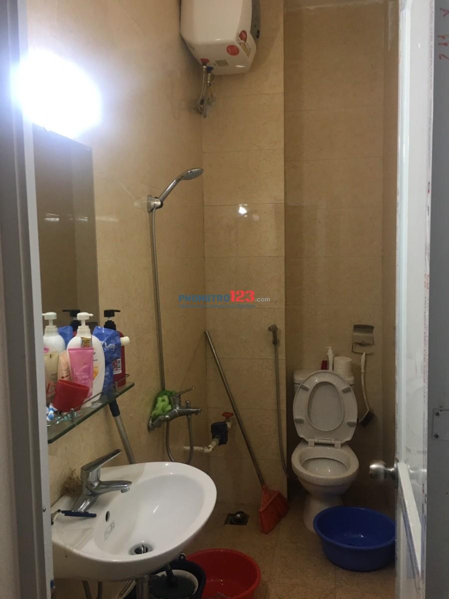 Cho thuê phòng trọ giá rẻ Thụy Khuê, Tây Hồ, Hà Nội