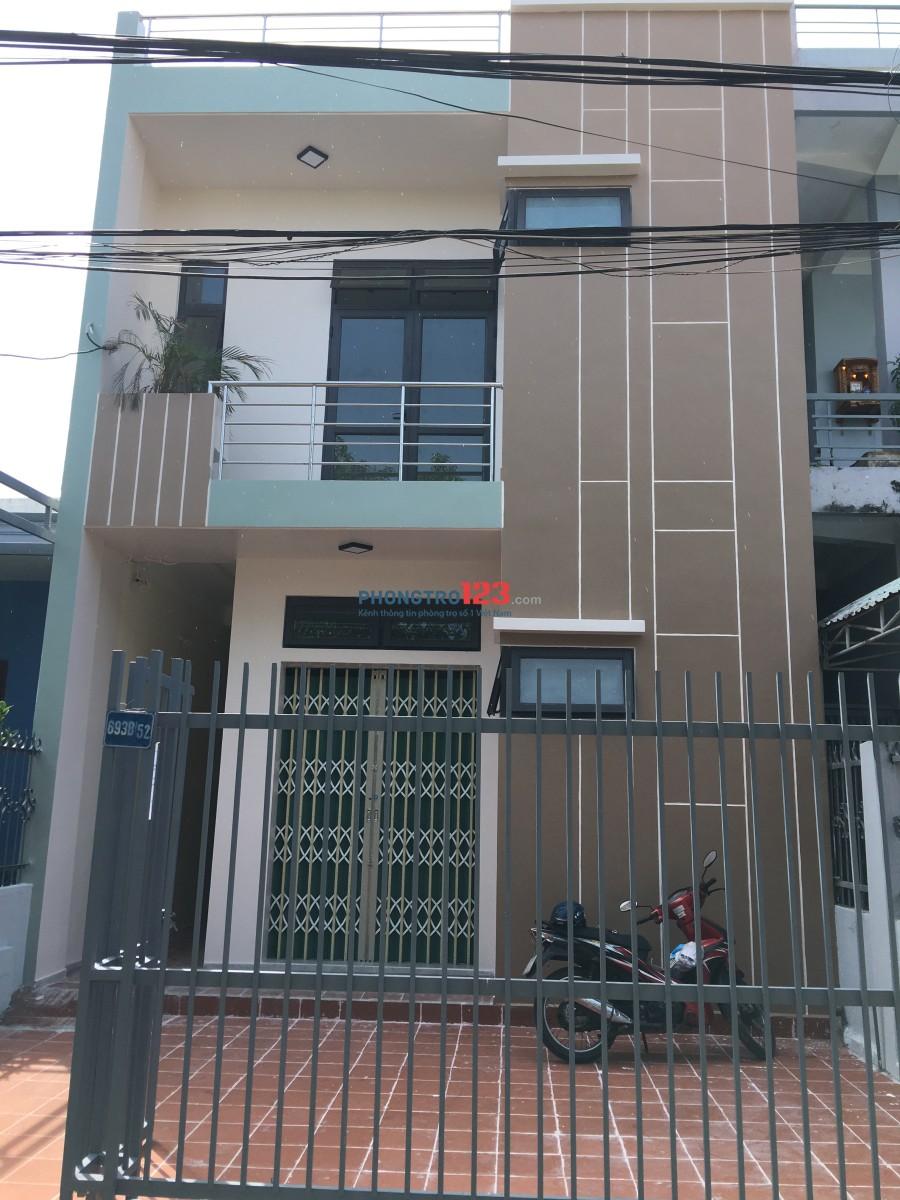 Phòng trọ đường Trần Cao Vân 18m2