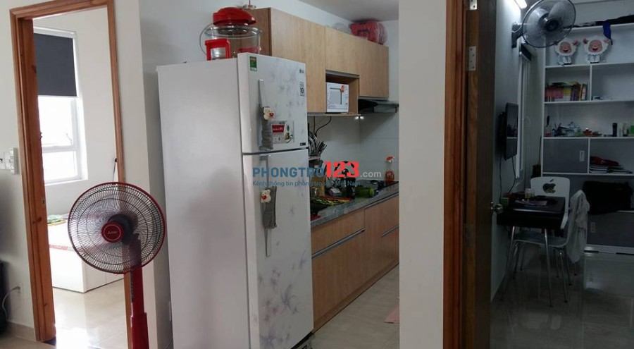 Cho thuê căn hộ đầy đủ tiện nghi, nội thất - CBD Đồng Văn Cống, Quận 2