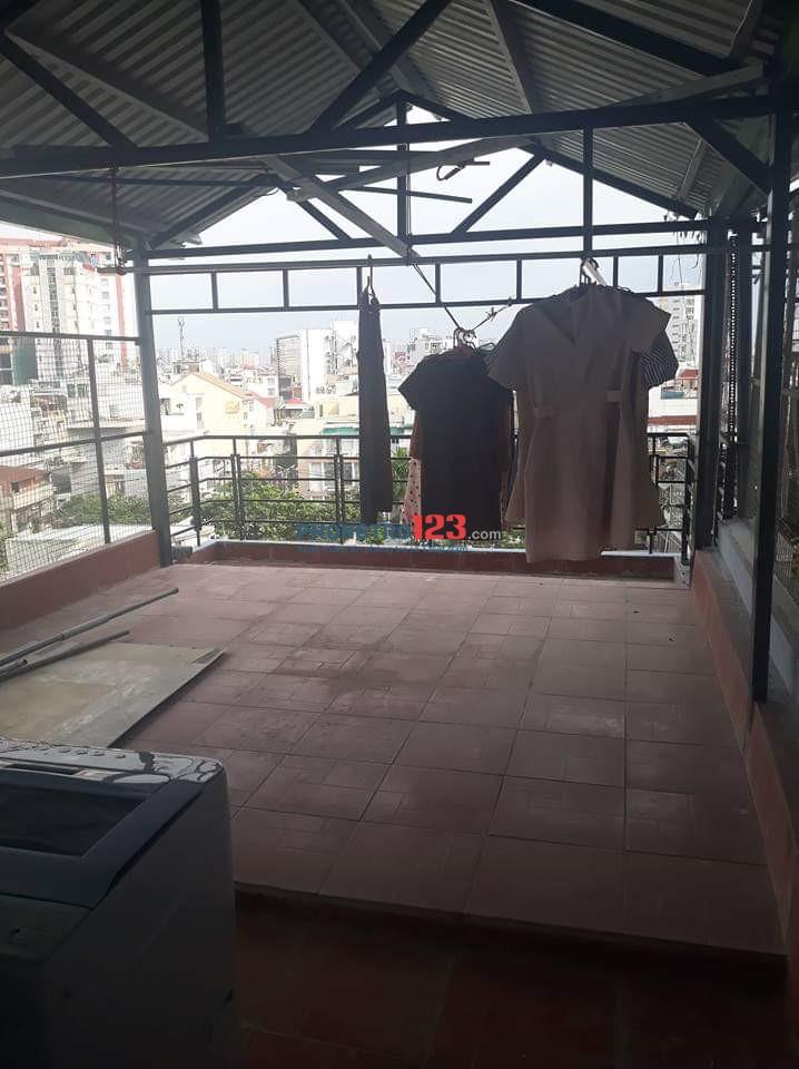 Phòng trọ trung tâm Bình Thạnh sát Pearl Plaza