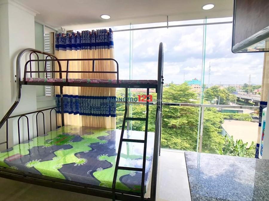 Phòng trọ cao cấp full tiện nghi, giá rẻ ngay Hà Huy Giáp, Quận 12
