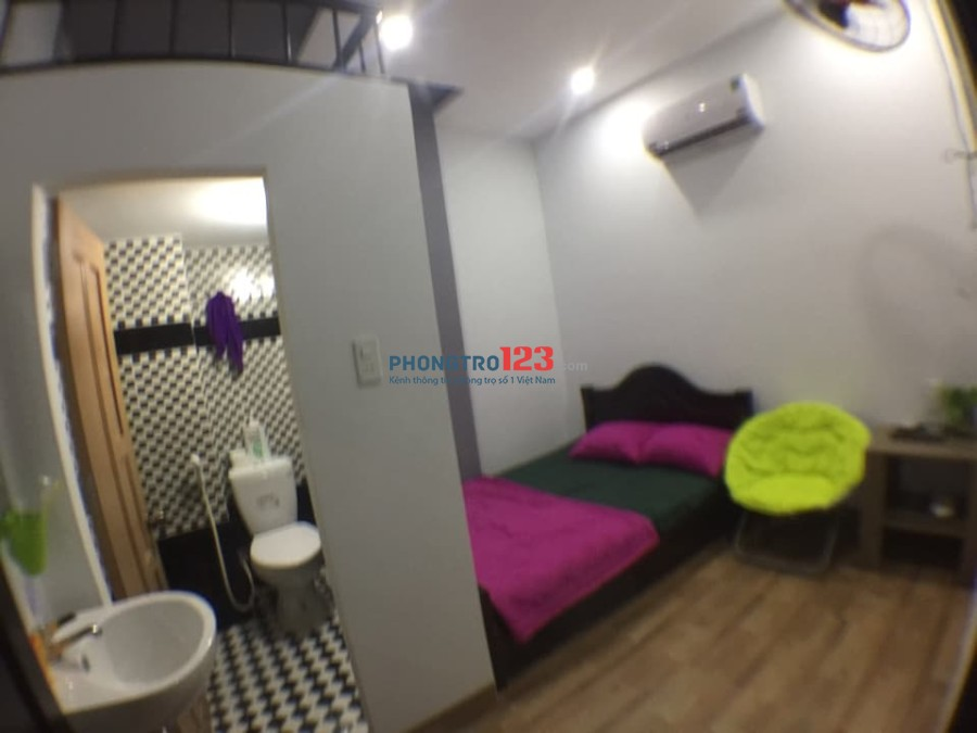 Cho thuê phòng trọ đầy đủ tiện nghi trung tâm thành phố