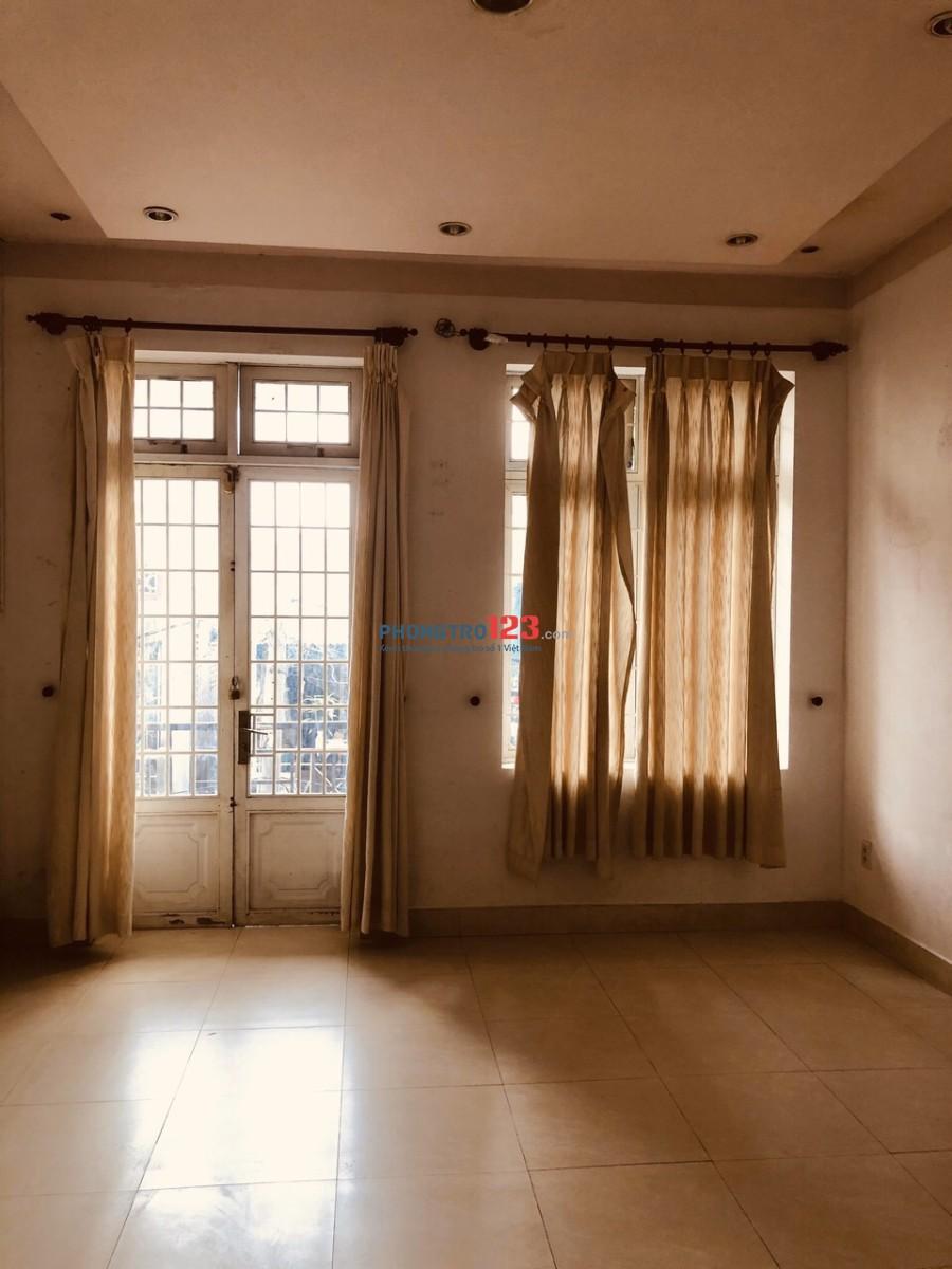 Cho thuê nhà nguyên căn 1 lầu 4,5x19m tại hẻm 325 Bạch Đằng, P.15, Q.Bình Thạnh. Giá 15tr