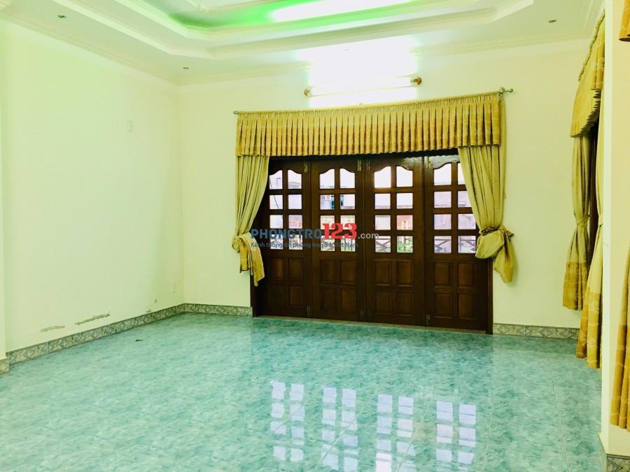 Cho Nữ Thuê phòng trong nhà, gần Cầu ngã ba Huế, bến Xe
