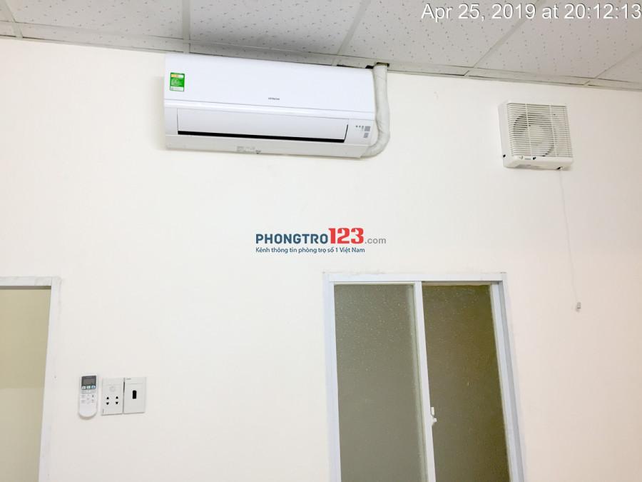 Nhà sạch sẽ thoáng mát, 3pn, 3 máy lạnh, 80m2, hẻm 4m