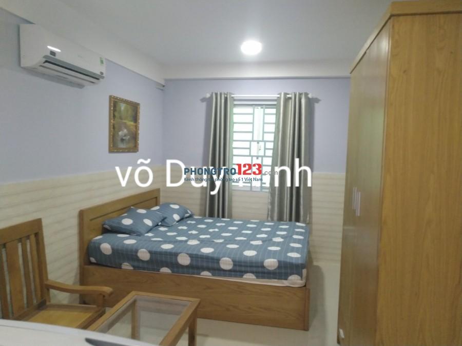 Cho thuê phòng trọ cao cấp Võ Duy Ninh