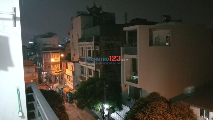 Cho thuê phòng trọ thoáng mát, quận Tân Phú, ngay Thoại Ngọc Hầu và Lúy Bán Bích