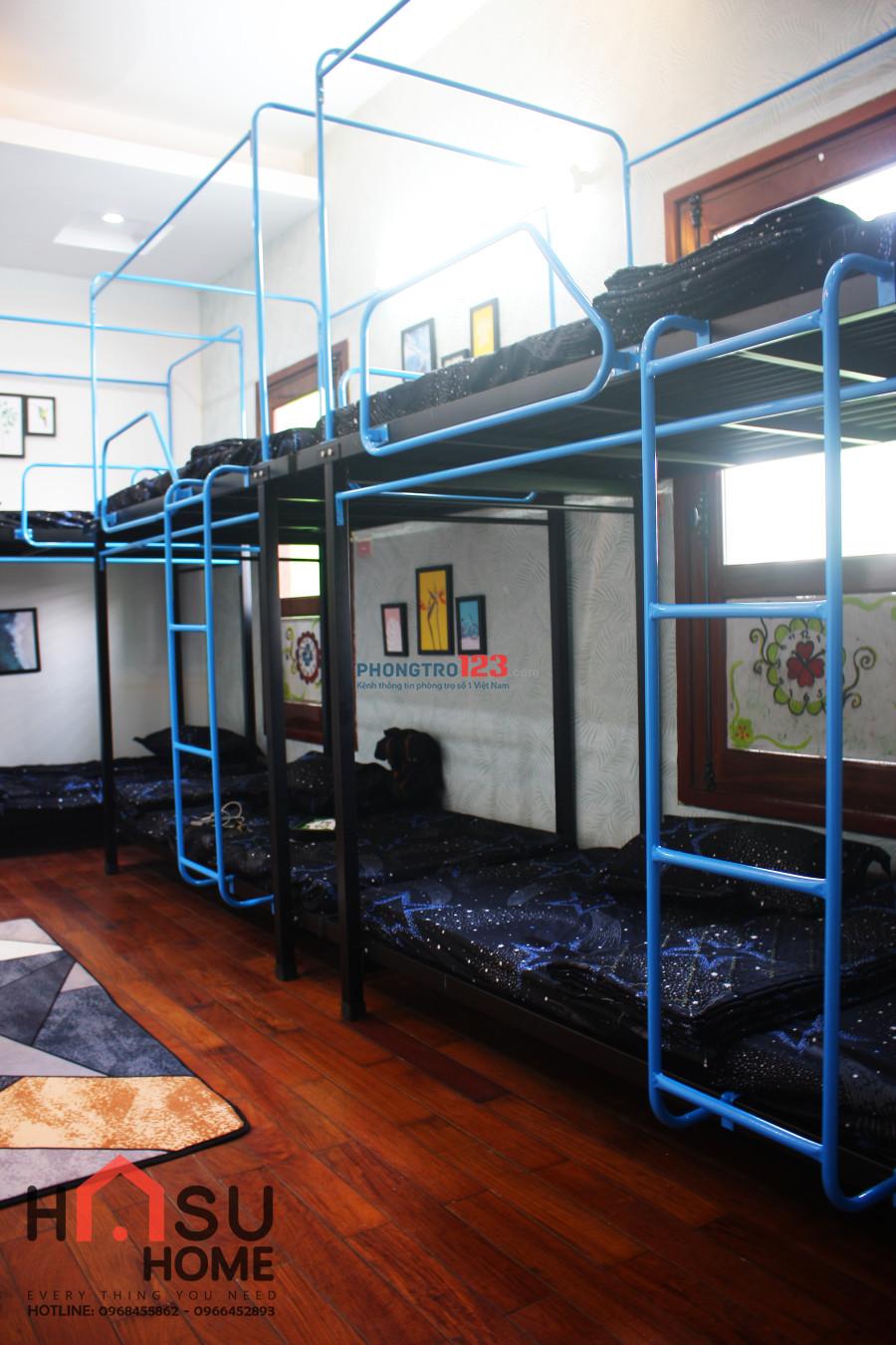 Nhà trọ Hasu Homestay Hoàng Mai:khép kín,7 điều hoà,2 máy giặt,tủ lạnh,4 camera+vân tay,Máy lọc nước,view hồ,trọn gói