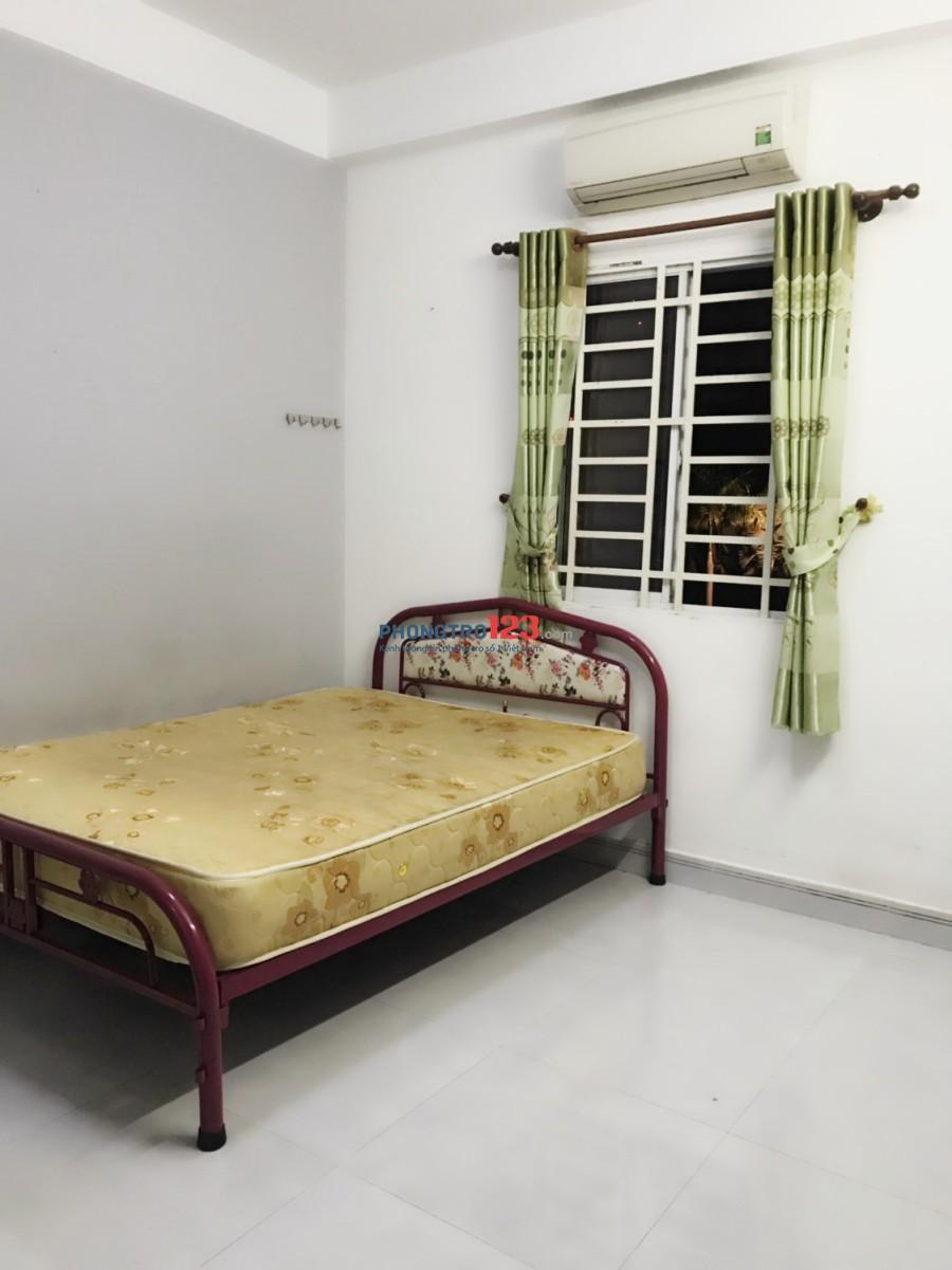 Cho thuê phòng Quận 1 đầy đủ tiện nghi không chung chủ giờ giấc tư do an ninh yên tĩnh