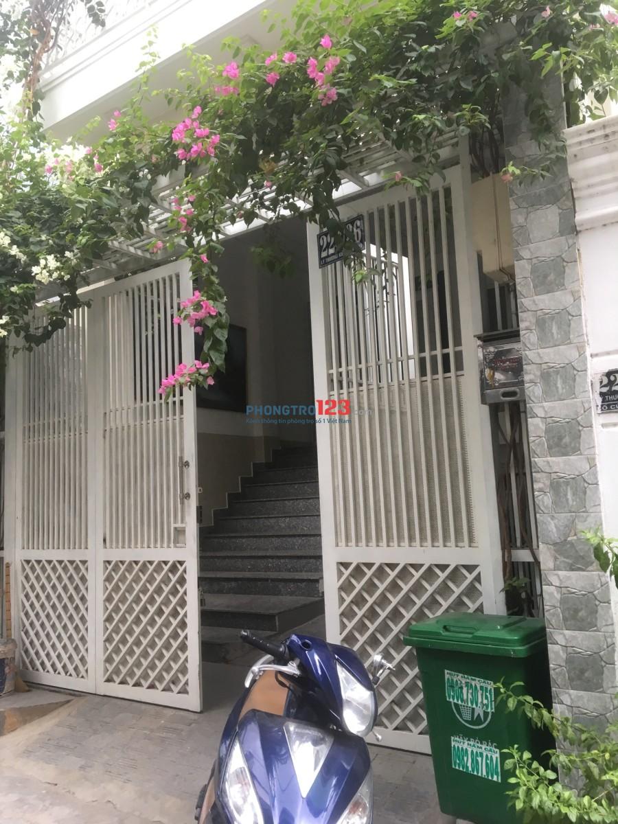 Cho thuê phòng trọ 224/36 Lý Thường Kiệt, P14, Q10, Hcm (Hẻm đối diện nhà thi đấu Phú Thọ).