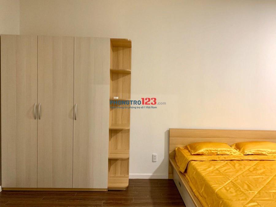 Chính chủ cho thuê căn hộ 2 phòng ngủ (2 toilet) mới tinh tại chung cư cao cấp Jamila Khang Điền - Quận 9