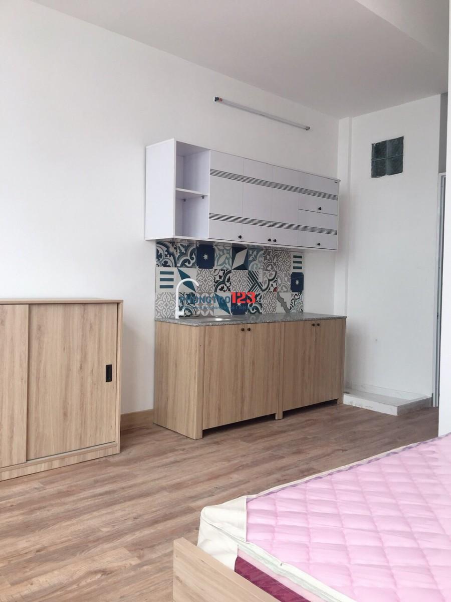 Phòng trọ Tân Phú full nội thất giá rẻ