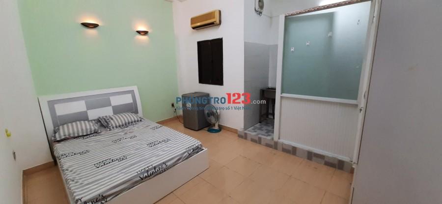 Phòng trọ 18m2 Full nội thất gần ST VINCOM Cộng Hòa, Tân Bình