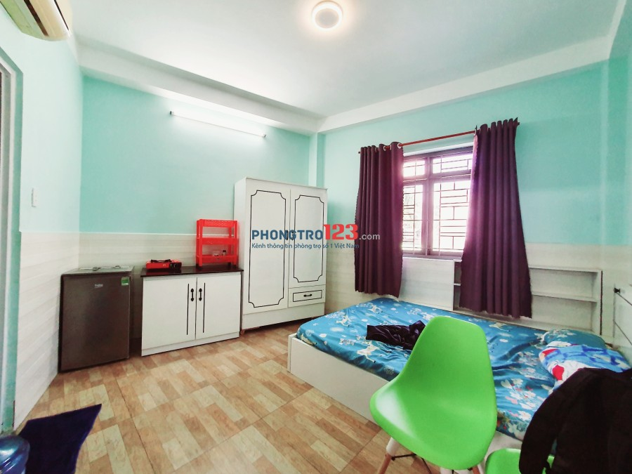 Phòng full nội thất Nguyễn Thượng Hiền