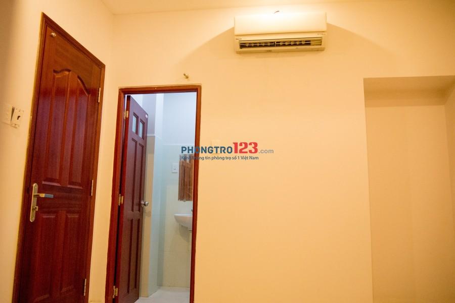 Phòng trọ cao cấp, có máy lạnh thang máy v.v..., Q.Tân Phú