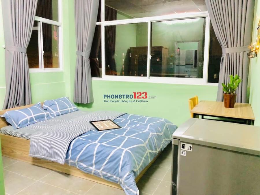 Cho thuê căn hộ cao cấp tại Cộng Hoà, Tân Bình giảm 50% tiền nhà