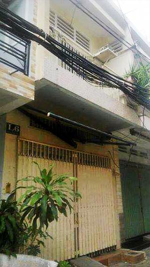 Chính chủ cho thuê nhà gấp nguyên căn đường Tân Vĩnh, quận 4 giá rẻ