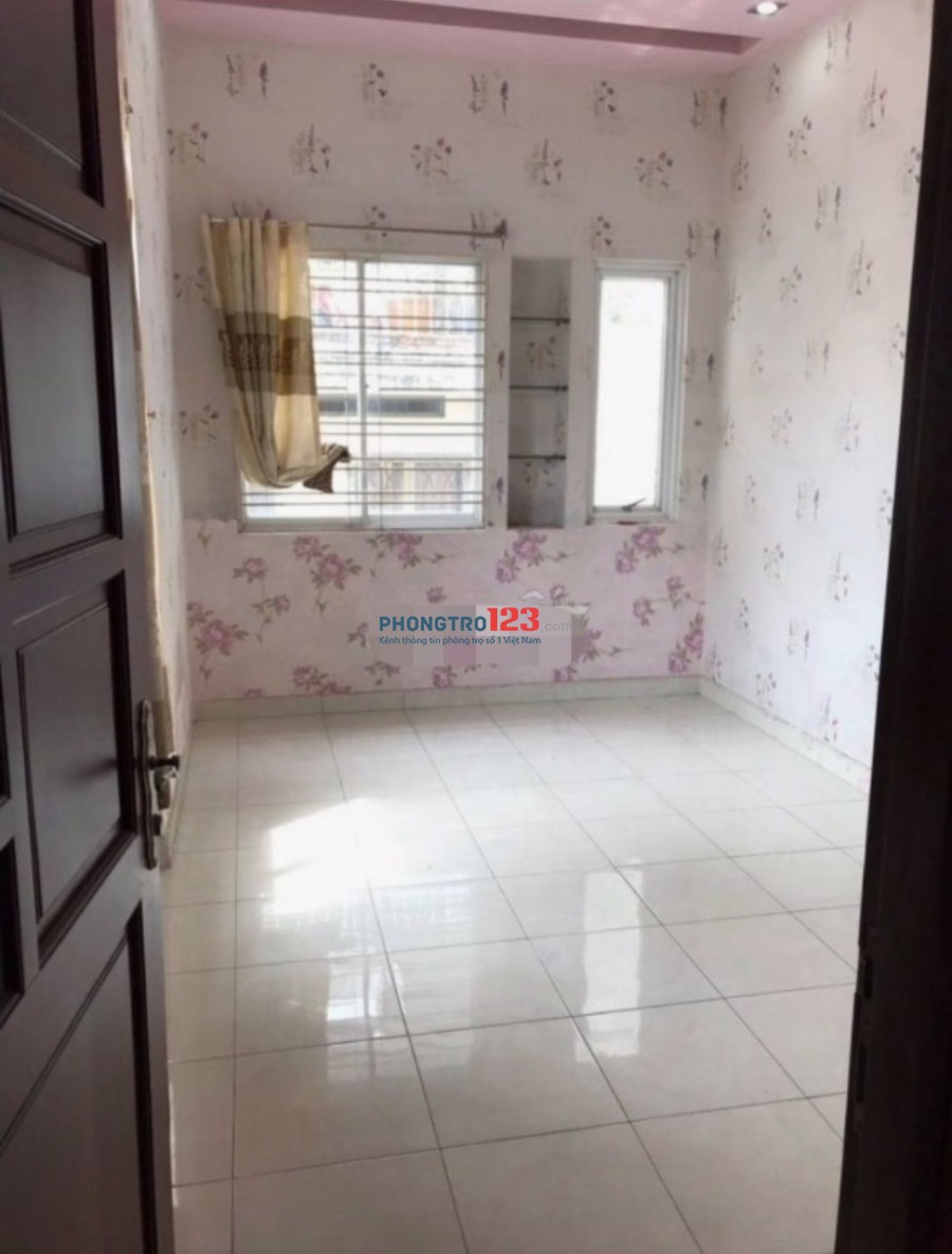 Chính chủ cho thuê nhà nguyên căn 1 lầu, DT 50m2 và 96m2 tại Q.Tân Bình. Giá từ 6tr/tháng