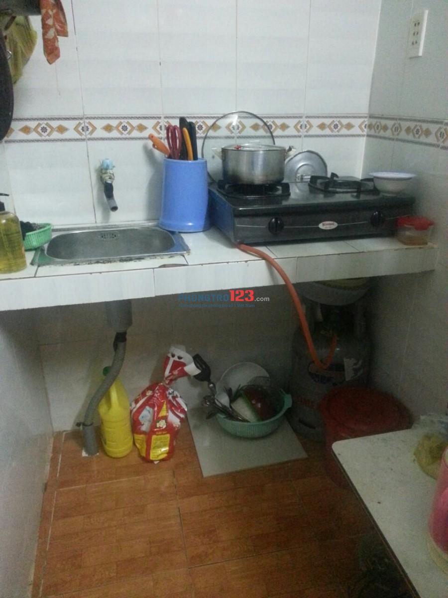 Tìm bạn nữ ở ghép khu Bàu Cát, quận Tân Bình