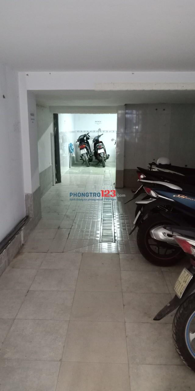 Cho thuê phòng trọ mới xây 20m2 hẻm xe hơi ngay Thanh Đa, Quận Bình Thạnh. Giá 3,2tr/tháng