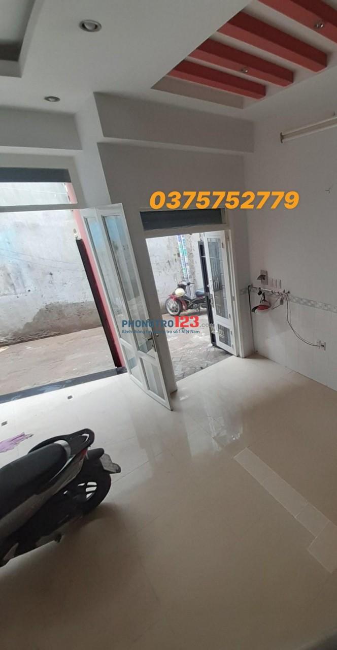 Còn duy nhất phòng trọ 1tr800 Tô Hiệu, Tân Phú