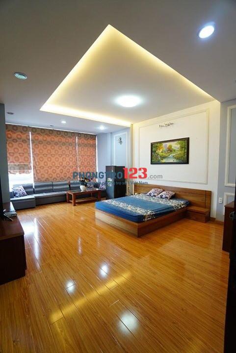 Cho thuê CHDV Full nội thất và Căn Hộ The Sun ngay trung tâm Q.2. Giá từ 5,5tr/tháng