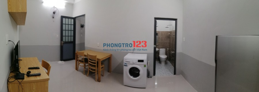 Căn hộ 1pn mới full nội thất, chuẩn 2 sao 5tr đến 6.3tr F.Phú Thạnh, Q.Tân Phú