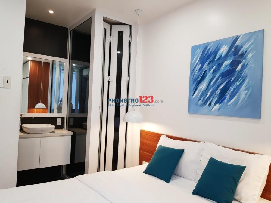 Căn hộ full nội thất riêng biệt phòng ngủ và phòng khách ngay Bệnh Viện Gia Định quận Phú Nhuận