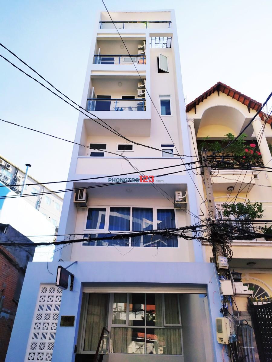 Ngay sau ĐH Tài Chính Marketing, CÓ GÁC. CÓ BẾP. full nội thất, máy lạnh, máy giặt. Ngay công viên Hoàng Văn Thụ.