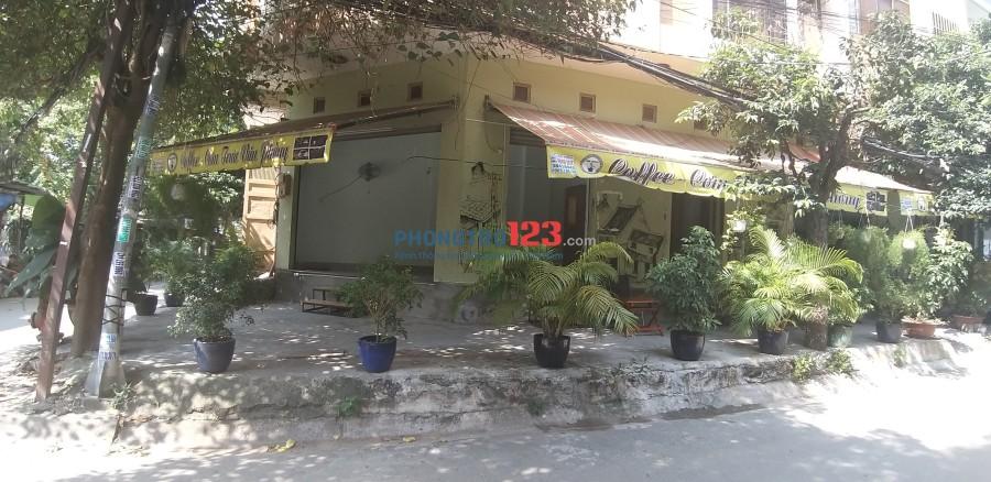 Mặt Bằng Cho Thuê Làm Văn Phòng Công TY Đường Nguyễn Hữu Cảnh