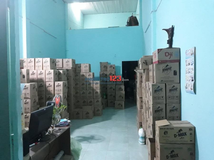 Q.Bình Tân - Nhà kho cho thuê nguyên căn (DT sàn 88m2)