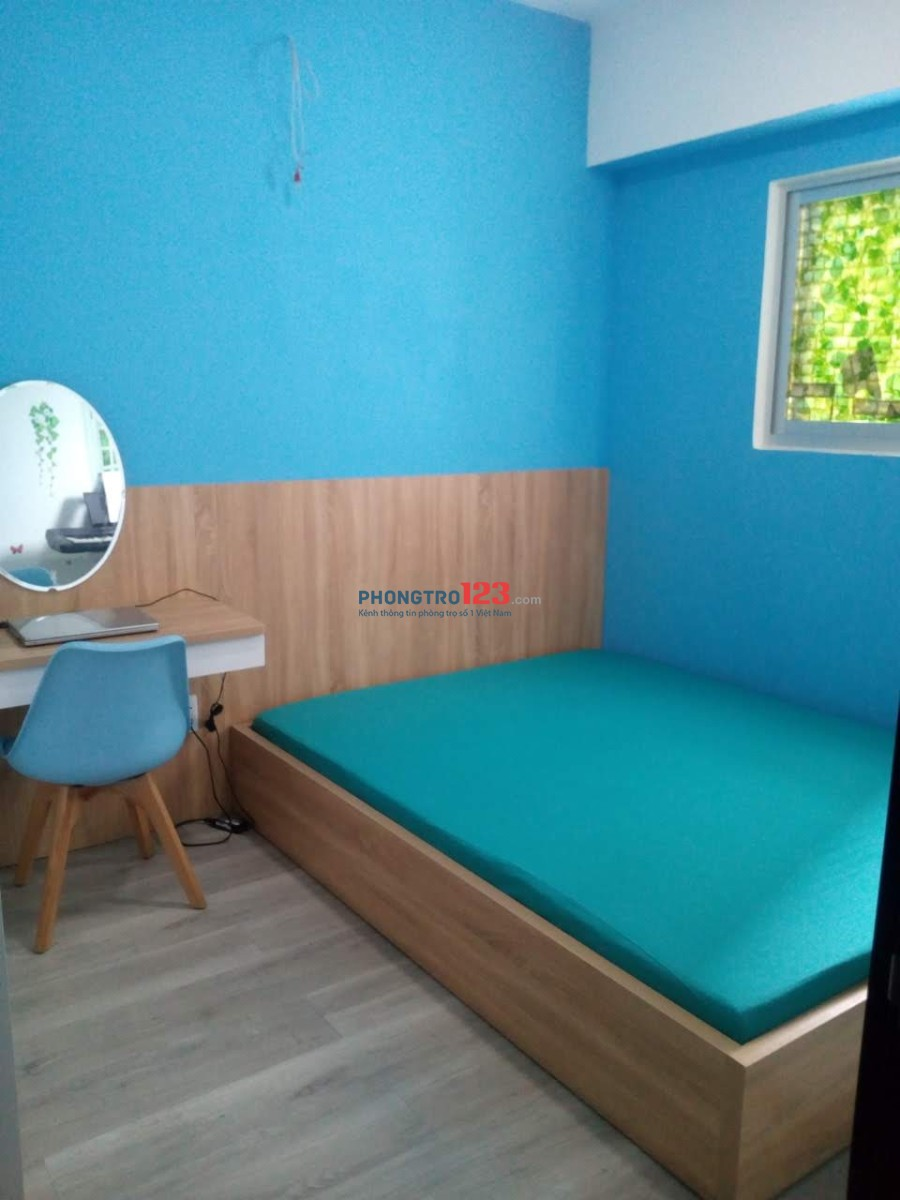 Căn hộ 55m2 2PN -1wc chung cư Celadon City Tân Phú, cần tìm nữ ở ghép