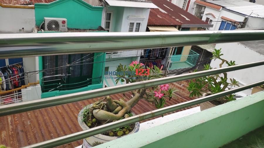 Phòng trọ nữ tọa lạc Quận Tân Phú