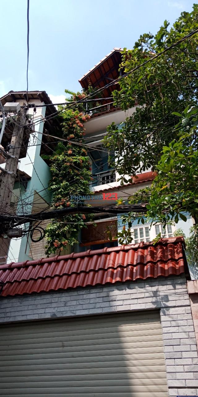 Chính chủ cho thuê OR bán nhà 3 lầu hẻm xe tải đường Nhất Chi Mai, P.13, Q.Tân Bình