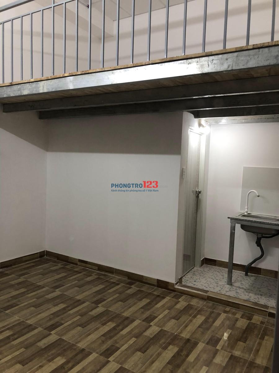Phòng ở ghép rộng rãi, nhà mới xây, 1.5tr/người bao Nước wifi xe, bao 50kw điện, sát ĐH CNTP, gần AEON