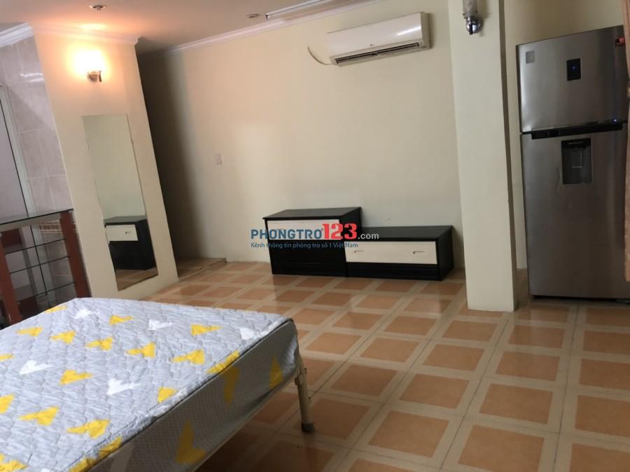 Cho thuê phòng trung tâm Quận 1, đường Nguyễn Trãi giờ giấc tự do