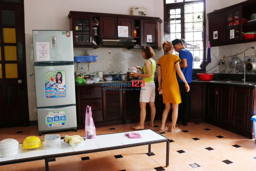 Tìm người ở ghép ký túc xá cao cấp Smile House 1 - 83/49/4 Trương Đăng Quế, Gò Vấp