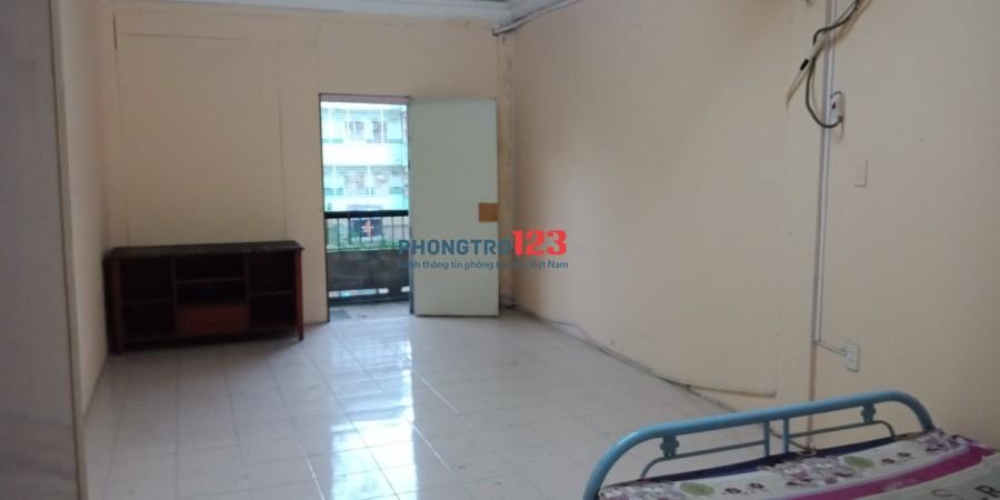 Cho thuê phòng trọ nhà mặt tiền 43 Nguyễn Thái Học, P.Cầu Ông Lãnh, Q.1. Giá từ 2tr/tháng