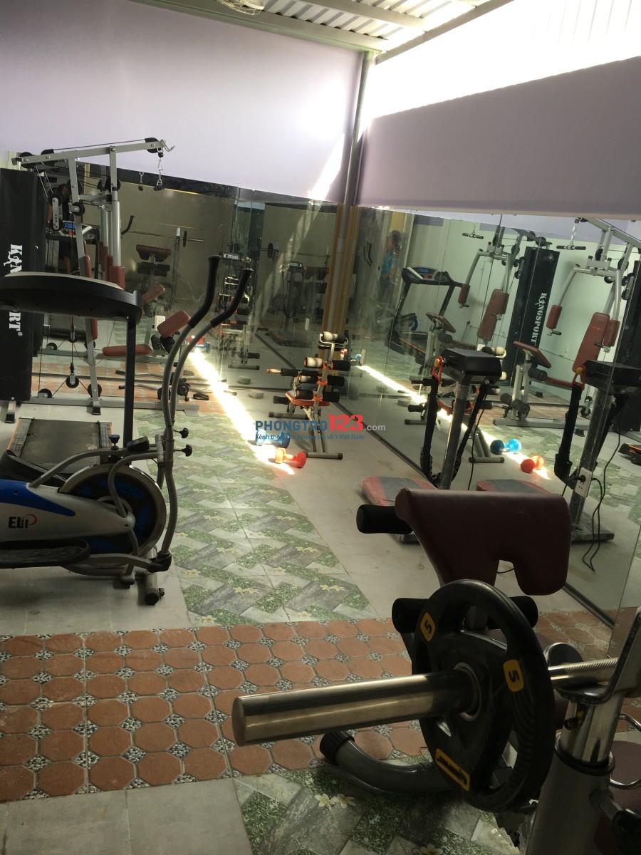 Phòng mới 100%, full nội thất. free: gym, khu vui chơi, wifi, vs rác, quận thủ Đức