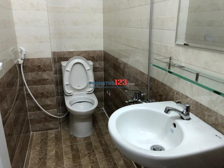 Phòng 12m2 đủ nội thất tại hẻm Tôn Đản, giá 3tr9/tháng. Giờ giấc tự do, không chung chủ